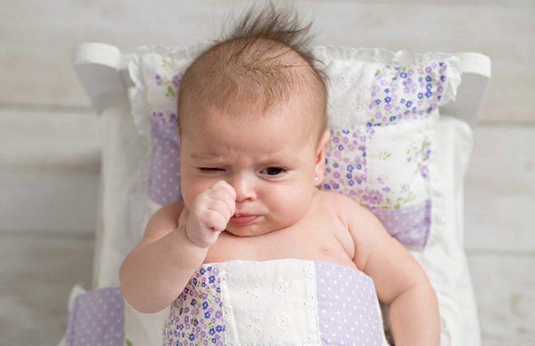 síndrome de abstinencia del recién nacido