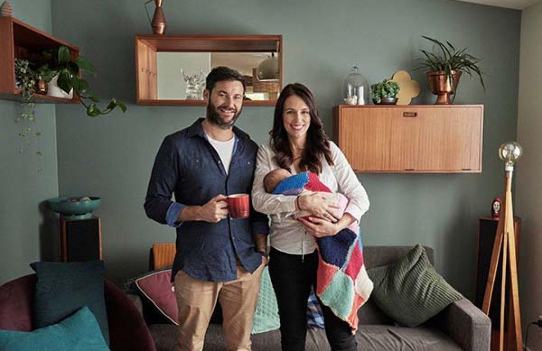 ministra nueva zelanda baja maternidad