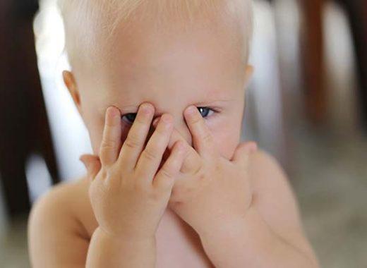 proteger ojos niños