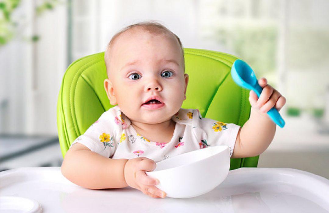 rutina alimentación bebe