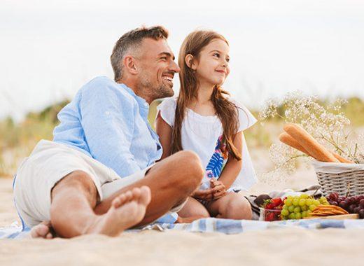 Viajes solo con padres