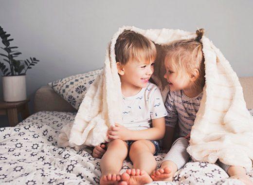 ¿Cómo hago para que mi hijo ya no se pase a mi cama de noche?