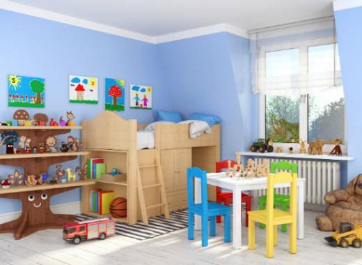Cómo mantener en orden el cuarto de los juguetes