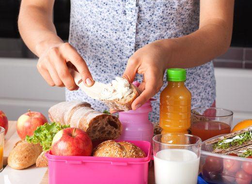 desayunos saludables ninos