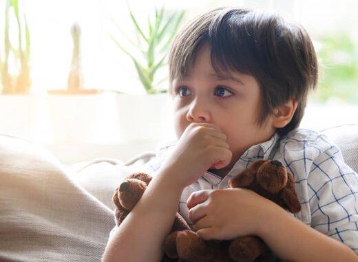 los miedos en los ninos segun su edad