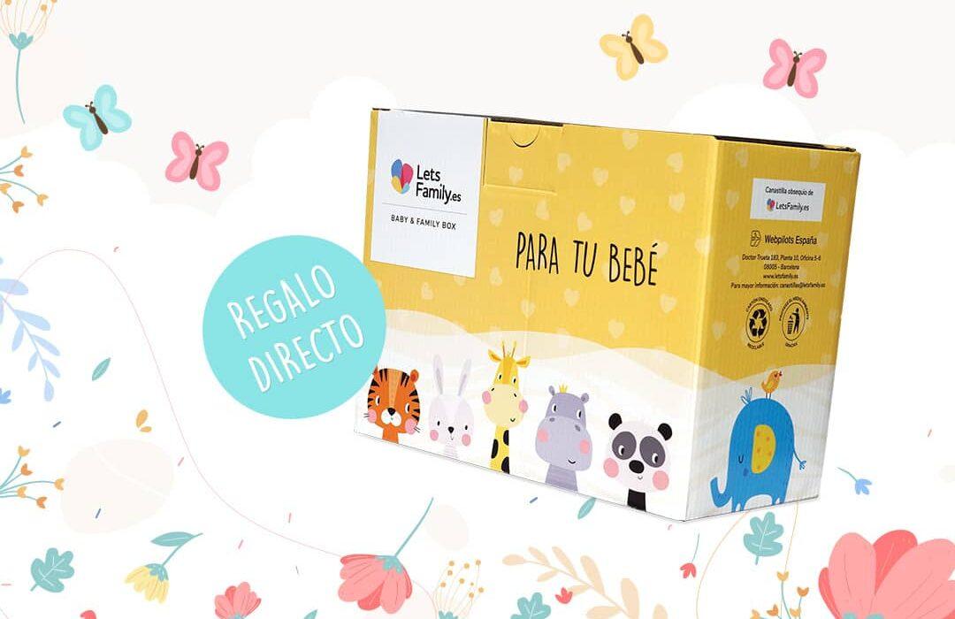 Canastillas De Productos Para Bebés 100 Gratis Solicitala Aquí Letsfamily