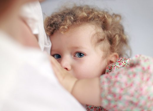 lactancia ninos mayores