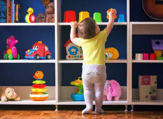 como elegir juguetes para ninos
