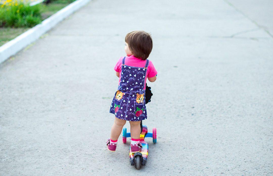 deportes ruedas niños