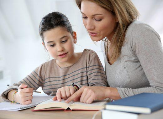 ayudar hijo tareas cole