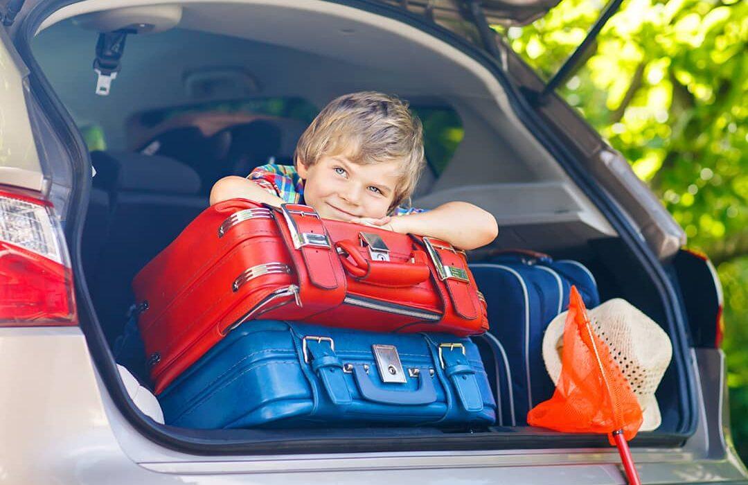 preparar el viaje en familia