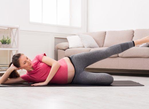 Plan entrenamiento embarazo