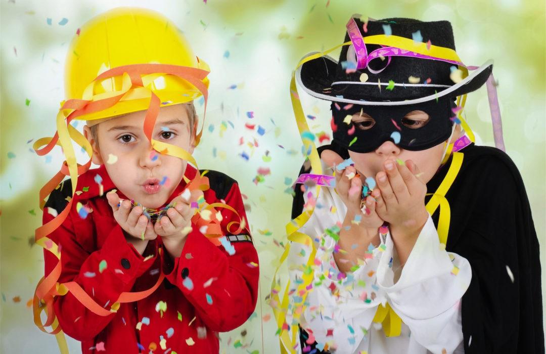 ciudades españolas carnaval con niños