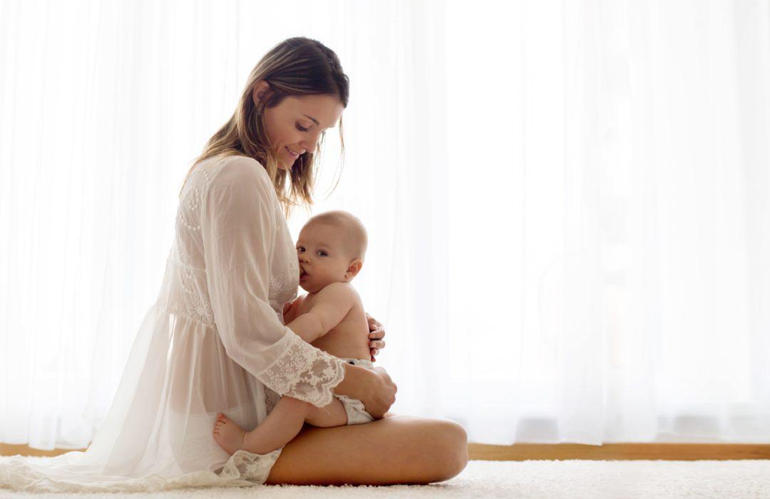 Beneficios de la leche materna