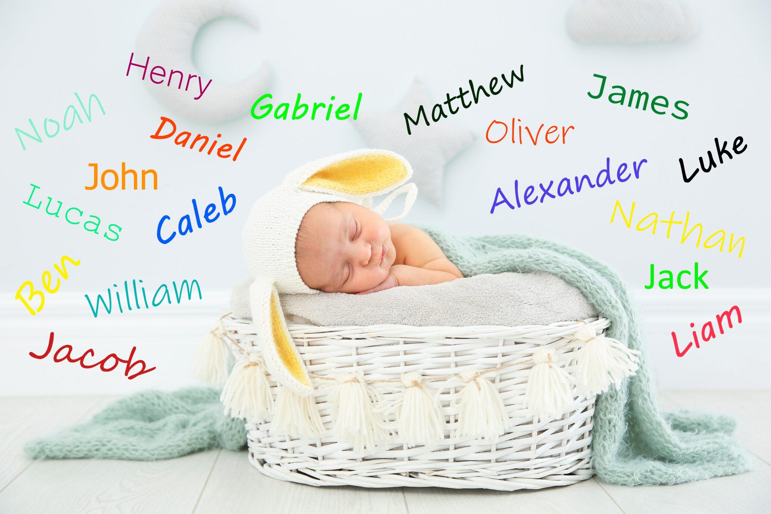 Nombres De Niños Para Un Tiempo Nuevo Letsfamily