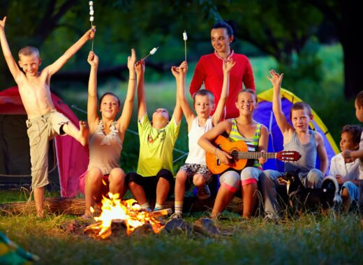 campamentos para niños verano 2020