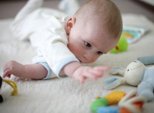 el espacio del bebe