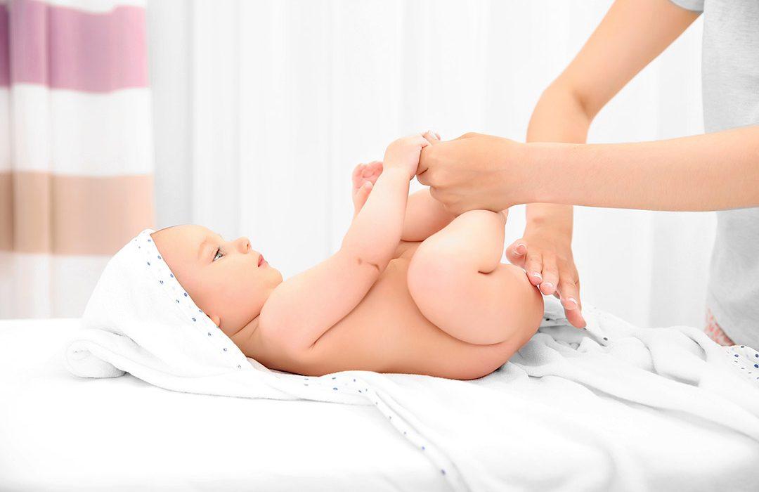 cosmeticos naturales para la piel del bebe