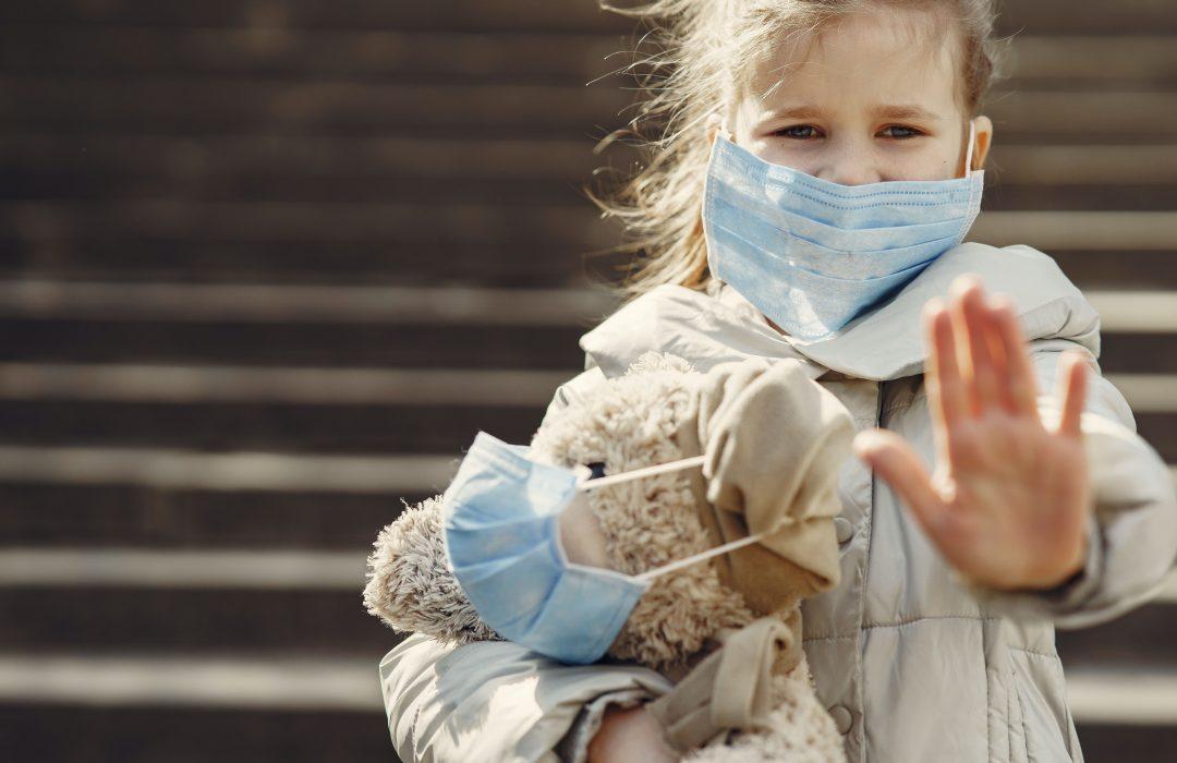 hablando a los ninos sobre coronavirus