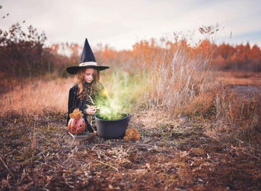 halloween y los miedos en los ninos