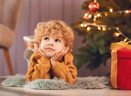 la magia de la navidad para los ninos