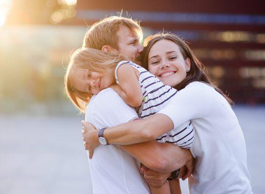 contacto fisico y desarrollo emocional